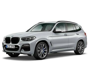 "begagnad BMW X3 xDrive30e M Sport Connected Drag Navigation 20"" Lm Rattvärme"