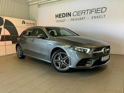 begagnad Mercedes A250 PLUG IN HYBRID/AMG LINE/DEMO