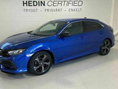 begagnad Honda Civic 5 - dörrar / Automat / Elegance