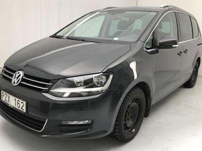 begagnad VW Sharan 2.0 TDI BlueMotion Technology