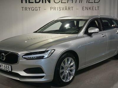 begagnad Volvo V90 T4 Momentum VOC *Navi, Drag