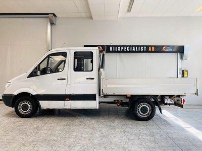 begagnad Mercedes Sprinter 315 CDI Crew Cab 150hk