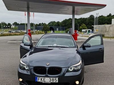 begagnad BMW 530 XD Msport 300HK