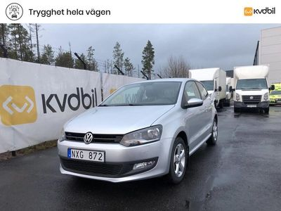 begagnad VW Polo 1.2 TSI 5dr (90hk)