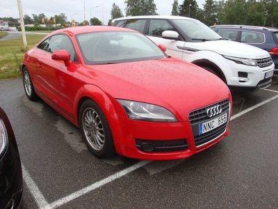 begagnad Audi TT Coupé 2.0 TFSI Comfort 200hk