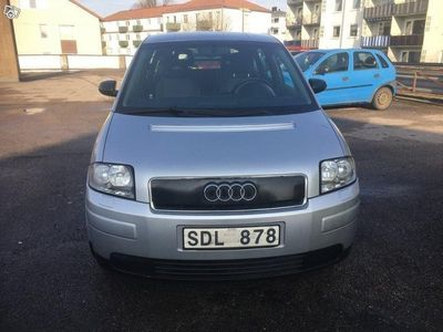 gebraucht Audi A2 1.4 (75hk) Ny kamrems byte,Besiktigad