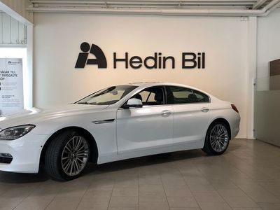 used BMW 640 i Gran Coupe