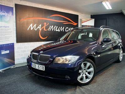 begagnad BMW 325 xi Touring AWD (218hk) Aut Drag Nybes