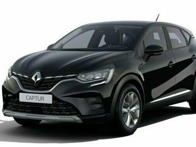 begagnad Renault Captur TCe 95 Zen 2020, Halvkombi Pris 207 300 kr