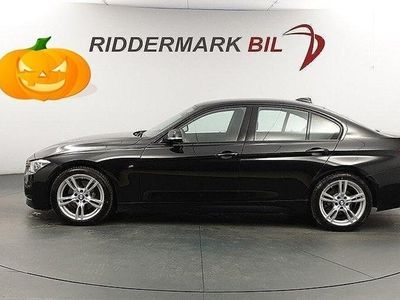 begagnad BMW 330 i Sedan M Sport Drag Euro6 252hk -16