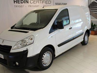 begagnad Peugeot Expert 1,6 HDI Skåp 90hk Nyservad S+V-hjul