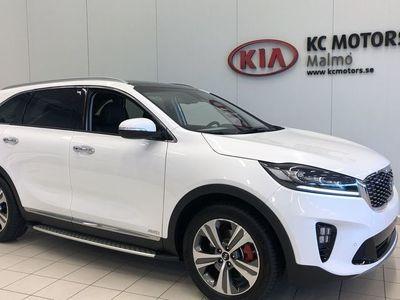 begagnad Kia Sorento 2,2 CRDI AUT AWD GT LINE 7-Sits