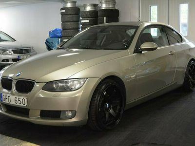 begagnad BMW 320 D COUPÉ