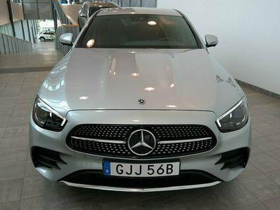 begagnad Mercedes E300 E4-MATIC SEDAN // Dragkrok