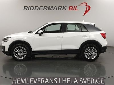 begagnad Audi Q2 1.0TFSI Navi Eu6 116hk