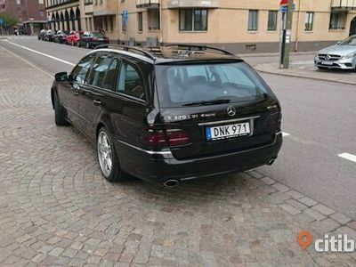 begagnad Mercedes 320 w211CDI