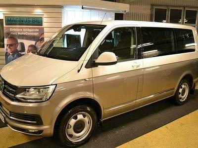 begagnad VW Caravelle Transporter2.0 TDI 4M DSG Topputr