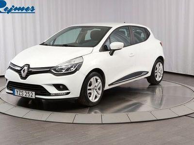 begagnad Renault Clio IV PhII 1.2 16V 75 Zen 5-d 2018, Halvkombi Pris 94 800 kr