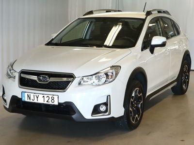 begagnad Subaru XV Husky Edition 2.0i Sport CVT