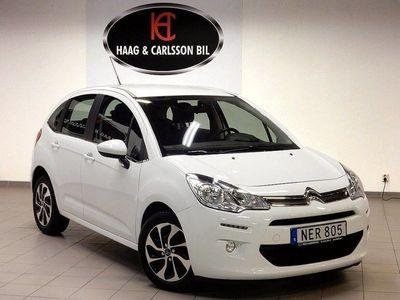 begagnad Citroën C3 1,2 Vti Happy Edition
