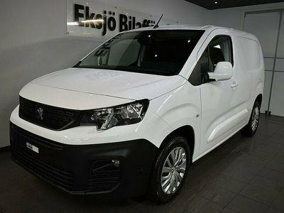 begagnad Peugeot Partner PRO+ L1 3,3m3 BlueHDi 130 Automat S&S