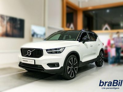 begagnad Volvo XC40 T5 Recharge Twin Engine R-Design