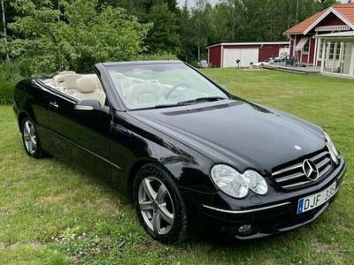 begagnad Mercedes CLK200 K