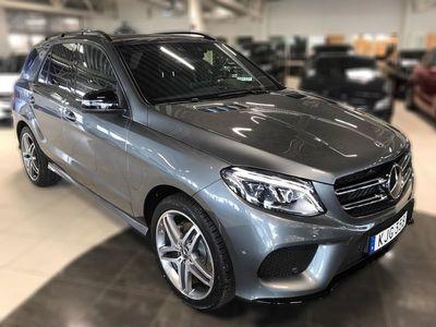 "usata Mercedes GLE350 4MATIC, AMG SUV Paket Plus, AIRMATIC, 21"" AMG fälgar"
