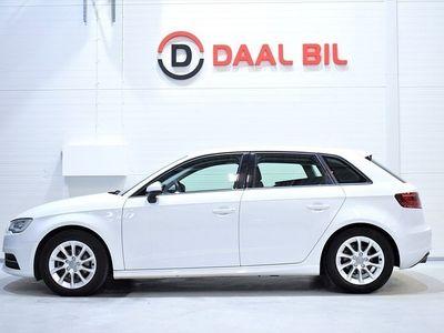 begagnad Audi A3 1.6TDI ULTRA 110HK FULLSERV. P-SEN AUX
