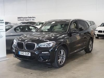 begagnad BMW X3 xDrive30d Innovation Edition Värmare M-Sport Navi