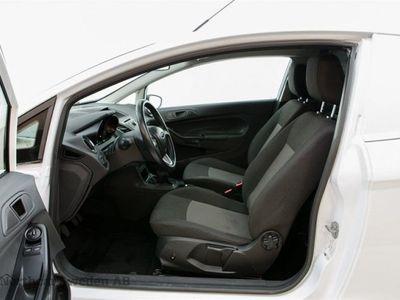 begagnad Ford Fiesta 1.6 VAN 95Hk -13