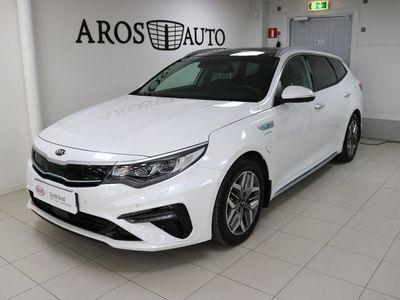 begagnad Kia Optima Hybrid Sport Wagon P-HEV Advance Plus 2