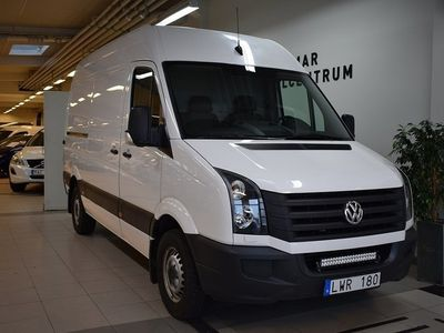 used VW Crafter 35 2.0 TDI -12
