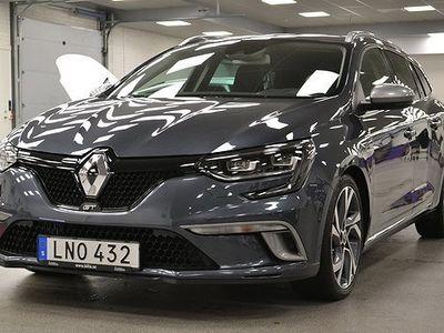 begagnad Renault Mégane GT IV 1,6 TCe 205 EDC ST