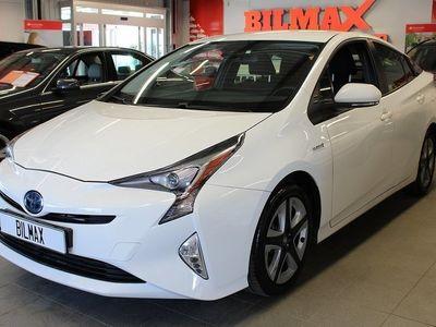 begagnad Toyota Prius Hybrid 1.8 VVT-i Hybrid CVT Euro 6 123hk