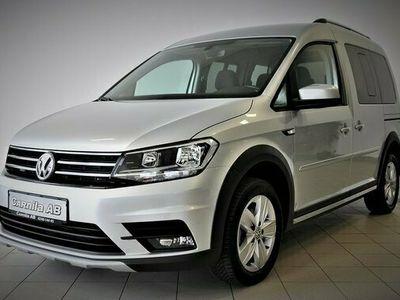 begagnad VW Caddy Life 2.0 Tdi Alltrack 5-sits 2020, Transportbil Pris 373 750 kr