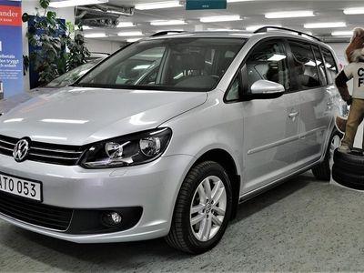 gebraucht VW Touran Cross 1.4 TSI TGI EcoFuel DSG AUT PDC 150hk