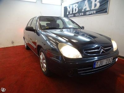 begagnad Citroën Xsara 1.6 109hk -04