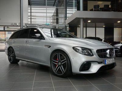 begagnad Mercedes S63 AMG E Benz ET 4Matic Ny 2018, Kombi 850 000 kr