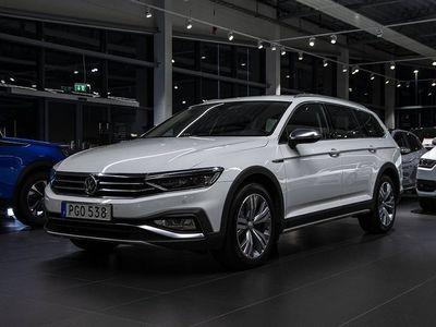 begagnad VW Passat Alltrack 2.0 TDI 4M Executive Business