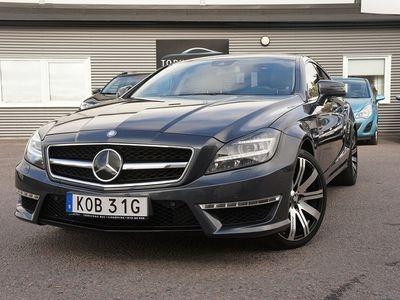begagnad Mercedes CLS63 AMG 63 AMG Speedshift 12 mån garanti