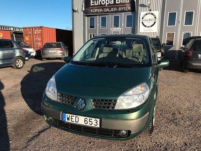 begagnad Renault Scénic 2.0 DRAG K-REM BYTT 0%RÄNTA 135hk