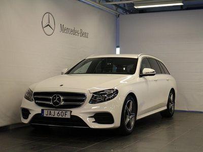 begagnad Mercedes E200 Kombi AMG Line, Navi, Drag