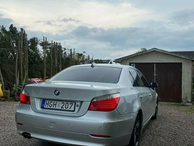 begagnad BMW 525 D SEDAN