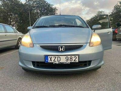 begagnad Honda Jazz