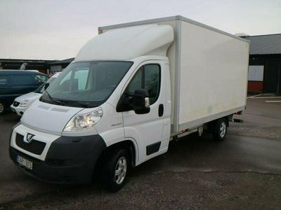 begagnad Peugeot Boxer BOXER CHASSICHASSI