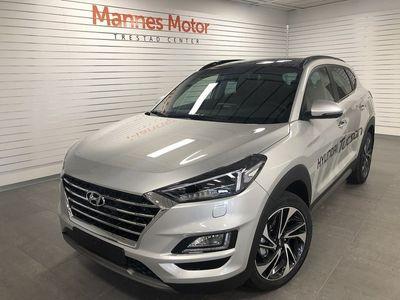 gebraucht Hyundai Tucson Premium 1.6 T-GDI 4WD DCT Euro 6 175hk