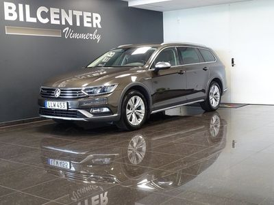 begagnad VW Passat Alltrack 2.0 TDI 4Motion Executive Euro 6 190hk