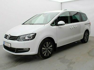 begagnad VW Sharan GT 2.0 TDI 177 DSG7 4MOTION 2021, Personbil Pris 438 900 kr