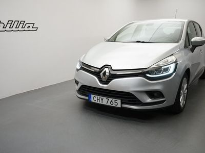 begagnad Renault Clio PhII Energy TCe 90 Intens 5-d. Navigation